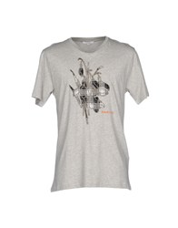 Carven T Shirts Light Grey