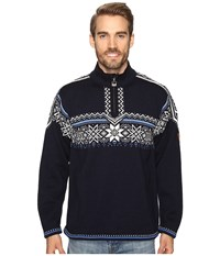 Dale Of Norway Holmenkollen Masculine Navy Off White Men's Clothing Black