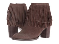 Spring Step Bernat Brown Suede Women's Pull On Boots
