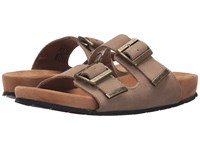 Minnetonka Gypsy Taupe Suede Women's Sandals