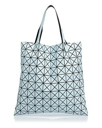 Issey Miyake Bao Bao Prism Frost Large Tote Light Blue