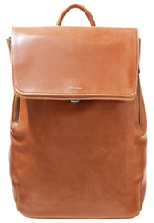 Matt And Nat Fabi Rucksack Chili Cognac