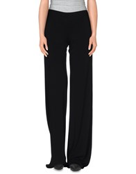 Fisico Cristina Ferrari Trousers Casual Trousers Women Black