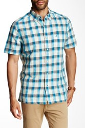 Nautica Plaid Shirt Green