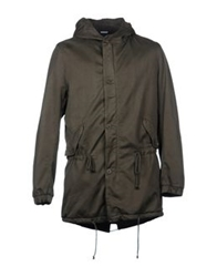 Madson Discount Jackets Dark Green
