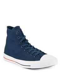 Converse Unisex All Star Chuck Taylor High Top Sneakers Obsidian