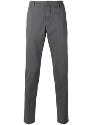 Dondup Tailored Trousers Grey