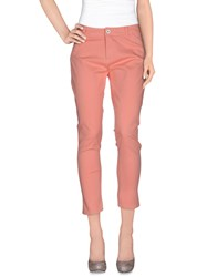 Bench Trousers Casual Trousers Women Salmon Pink