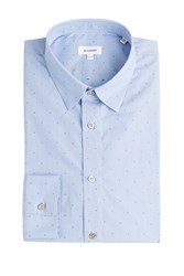 Jil Sander Cotton Shirt Blue