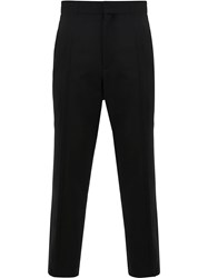 Ann Demeulemeester Grise Tailored Trousers Black