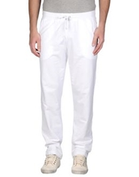 Christian Dior Dior Homme Casual Pants White