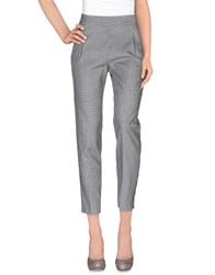 French Connection Trousers Casual Trousers Women Grey