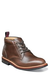 Florsheim Foundry Leather Boot Brown Leather