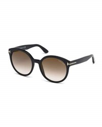 Tom Ford Round Plastic Sunglasses C00