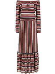 Cecilia Prado Samanta Knit Dress Multicolour