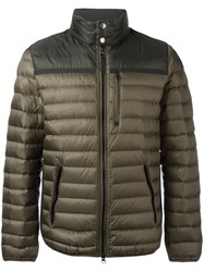 Parajumpers Quilted Jacket Green