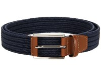 Torino Leather Co. Cotton Stretch Navy Men's Belts