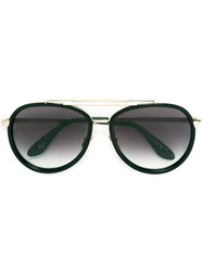 Frency And Mercury 'Burly Lion' Sunglasses Black