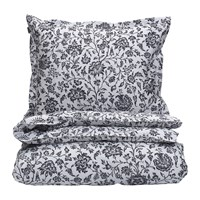 Gant Croydon Flower Duvet Cover Sateen Blue