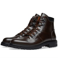 Common Projects Hiking Boot Brown