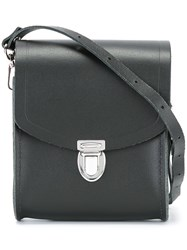 The Cambridge Satchel Company 'The Push Lock' Mini Bag Black