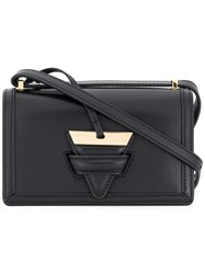 Loewe Small Cross Body Bag Black