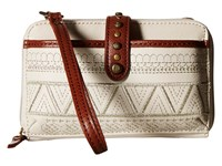The Sak Iris Smartphone Crossbody Stone Tribal Quilt Cross Body Handbags Beige