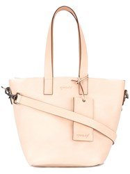 Marsell Multiple Straps Tote Nude Neutrals