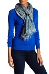 Zadig And Voltaire Deluxe Print Scarf Multi