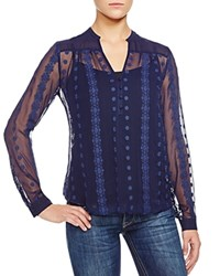 Zoa Shirred Silk Embellished Blouse Compare At 150