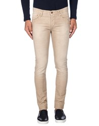 Brian Dales Casual Pants Beige