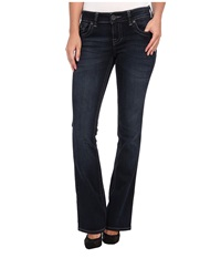 Kut From The Kloth Natalie High Rise Bootcut In Conquer Conquer Women's Jeans Black