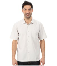Quiksilver Waterman Centinela 4 Traditional Polynosic Woven Top Sandstone Men's Clothing Beige