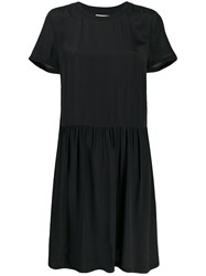 Calvin Klein Jeans Pleated T Shirt Dress 60