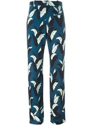 Wood Wood 'Penny' Trousers Blue