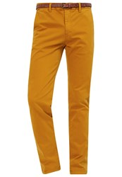 Scotch And Soda Stuart Chinos Nutmeg Mustard