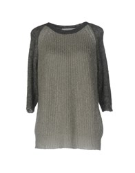 Brand Unique Sweaters Grey