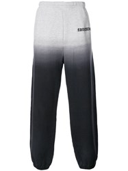 Adaptation Colour Block Track Pants Grey