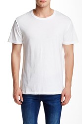 Michael Stars Inside Out Tee White