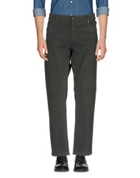 Harmont And Blaine Casual Pants Steel Grey