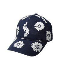 Collection Xiix Oversized Daisy Baseball Navy Baseball Caps
