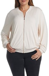 Tart Plus Size Women's Hollice Bomber Jacket