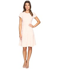 Nanette Lepore Fresco Frock Petal Women's Dress Pink