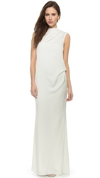 Camilla And Marc Silver Lining Dress Winter White