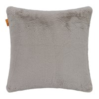 Etro Dubouche Faux Fur Cushion 45X45cm Grey