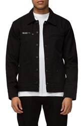 Tavik Men's 'Sutter' Denim Work Jacket