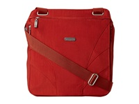 Baggallini Sling Crossbody Tomato Mango Cross Body Handbags Red