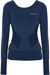 Falke Ergonomic Sport System Stretch Jersey Top Storm Blue