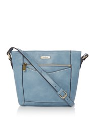 Ollie And Nic Margo Crossbody Blue