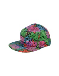 Marc By Marc Jacobs Hats Green